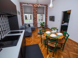 Le spot apartaments 41, hotel conveniente a Cracovia