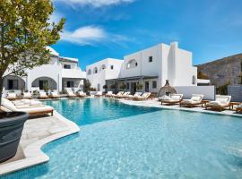 Amara Suites Santorini, hotel in Kamari