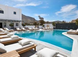Amara Suites Santorini, מלון בקמארי