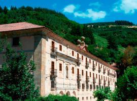 Parador de Corias, hotel en Cangas del Narcea