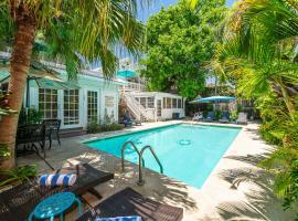 Rose Lane Villas, villa in Key West