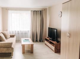 Bright Apartment, pet-friendly hotel in Kaliningrad