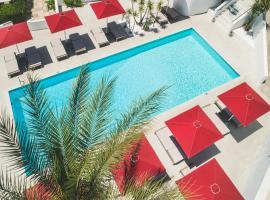 Lithos Hotel, отель в городе Питагорион