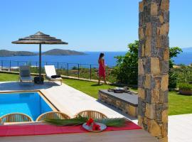 Anemos Elounda Villas, pet-friendly hotel in Elounda