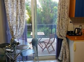 Anastasia΄s studio near the sea, hotel near Casino Thraki, Alexandroupoli