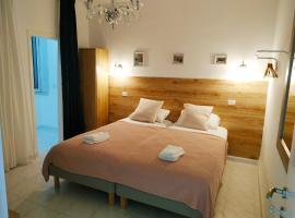 Haifa lux apartments E&S, hotel near The national Maritime Museum, Haifa