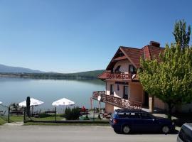 O.W. LAZUR nad jeziorem – hotel w Żywcu