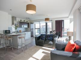 Grand Canal Square Apartments, hotel in Dublin