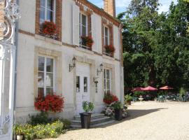 Villa des Bordes, hôtel à Cléry-Saint-André