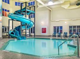 Super 8 by Wyndham Edmonton South, hotel in Edmonton