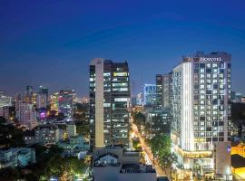 Novotel Saigon Centre, hotel in Ho Chi Minh City