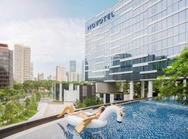 Novotel Singapore On Stevens, hotel in Orchard, Singapore