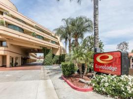 Econo Lodge Inn & Suites Riverside - Corona, hotel in Riverside