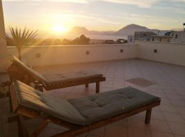 V for the View, self catering accommodation in Patra