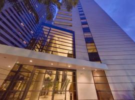 Mercure SP Grand Plaza Paulista, hotel perto de Bienal de São Paulo - Pavilhão Ciccillo Matarazzo, São Paulo