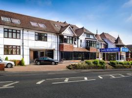 The Luton Hotel, hotel near London Luton Airport - LTN, Luton