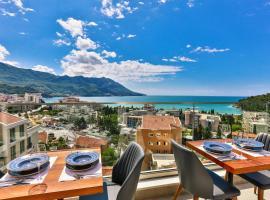 Hotel Lusso Mare: Budva'da bir otel