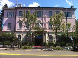 Mokinba Hotels Montebianco, hotel near Fiera Milano City, Milan