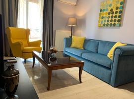 Christi Apartments A, ξενοδοχείο κοντά σε Ενυδρείο Cretaquarium - Θαλασσόκοσμος, Κοκκίνη Χάνι