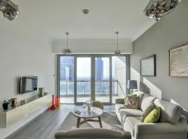FAM Living - 8 Boulevard Walk Tower, budget hotel in Dubai