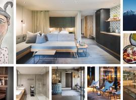 Schönherr Haus, hotel in Neustift im Stubaital