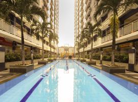 OYO 909 Lauv Room Grand Centerpoint Tower B, hotel near Bekasi Train Station, Jakarta