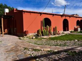 Tierra Andina Hostal y Cabañas, lodge in Tilcara