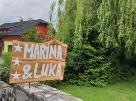 Marina & Luka, apartment in Smoljanac