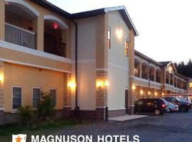 Budget Inn Williamsport, hotel in Williamsport
