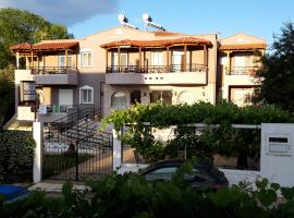 Kostalina Hotel Studios, serviced apartment in Limenas