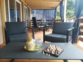 Mobile home SeaStar, spa hotel in Biograd na Moru