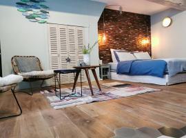 La petite cabane du pecheur, apartment in Honfleur