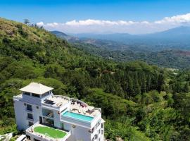 Bellwood Hills Resort & Spa, hotel in Kandy