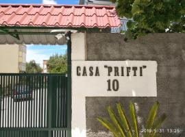 Casa Prifti, country house in Vlorë