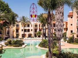 PortAventura® Hotel PortAventura - Includes PortAventura Park Tickets, hotel a prop de PortAventura, a Salou