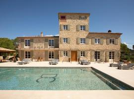 Domaine De La Chapelle, B&B in Lorgues