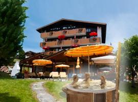 Hotel Alpenlodge Etoile, hotel near Alpin Express, Saas-Fee
