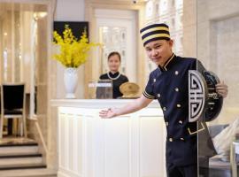 Classy Boutique Hotel, hotel in Hanoi