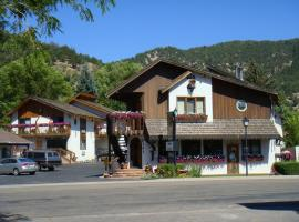 Starlight Lodge, hotel in Glenwood Springs