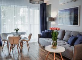 Apartament w Cesarskich Ogrodach, accessible hotel in Świnoujście
