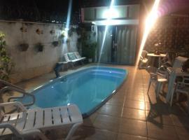 Privāta brīvdienu naktsmītne Hospedagem em JACAREPAGUÁ - HOSTEL MATTOS Riodežaneiro
