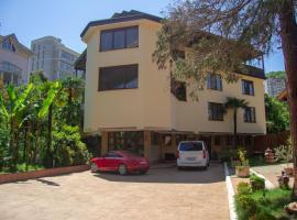Guest House Matsesta, hotel in Matsesta