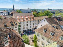 SET Hotel.Residence by Teufelhof Basel, hotel near Basel Zoological Garden, Basel