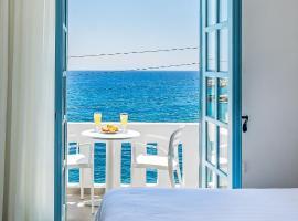 Livikon by the Sea, hotel near Samaria Gorge, Khóra Sfakíon