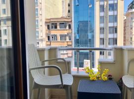 Taksim House Suites, отель в Стамбуле, рядом находится Улица Истикляль