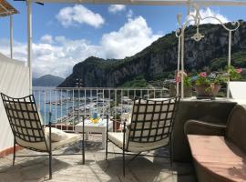 Casa Tarantino Capri charming apartments, apartment in Capri
