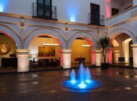 Hotel Mansion del Conde Boutique & Spa, hotel en Atlixco
