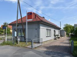Bahnhof Laussnitz, Ferienwohnung in Laußnitz