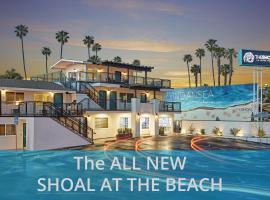 The Shoal Hotel La Jolla Beach, hotel near Scripps Institution of Oceanography, San Diego
