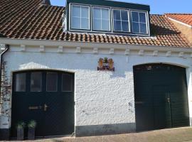 B&B de Burgemeester van Middelburg, family hotel in Middelburg